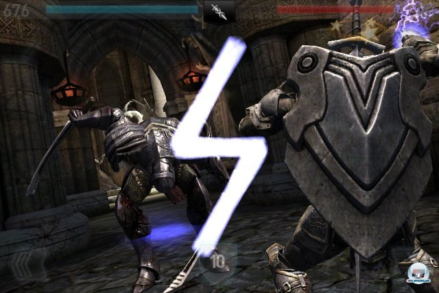 Screenshot - Infinity Blade 2 (iPhone) 2296742