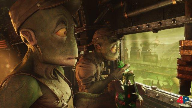 Screenshot - Oddworld: Soulstorm (PlayStation5) 92615538