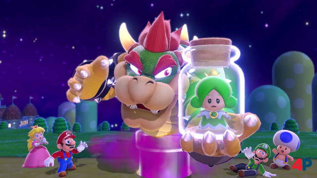 Screenshot - Super Mario 3D World   Bowser's Fury (Switch) 92623290