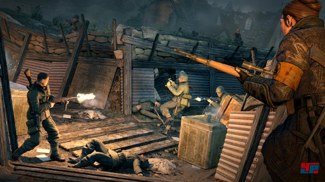 Screenshot - Sniper Elite V2 (PC) 92588012