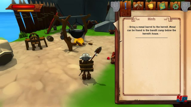 Screenshot - Cornerstone: The Song of Tyrim (PC) 92525614