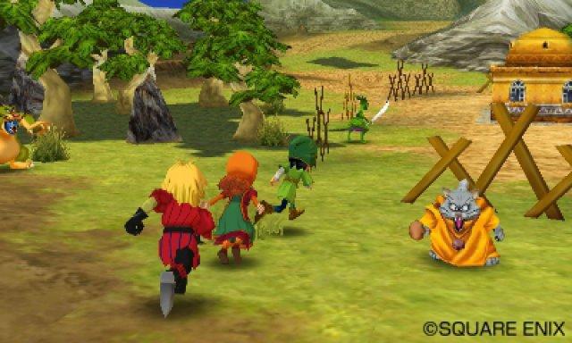 Screenshot - Dragon Quest 7: Fragmente der Vergangenheit (3DS) 92533146