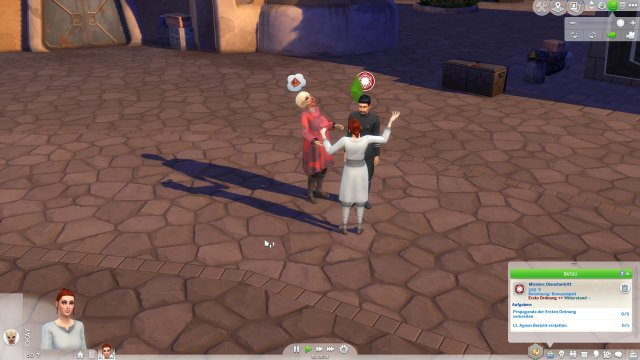 Screenshot - Die Sims 4 Star Wars: Reise nach Batuu-Gameplay-Pack (PC) 92624183