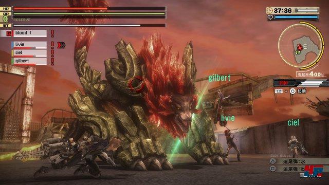 Screenshot - God Eater 2 (PlayStation4) 92494769