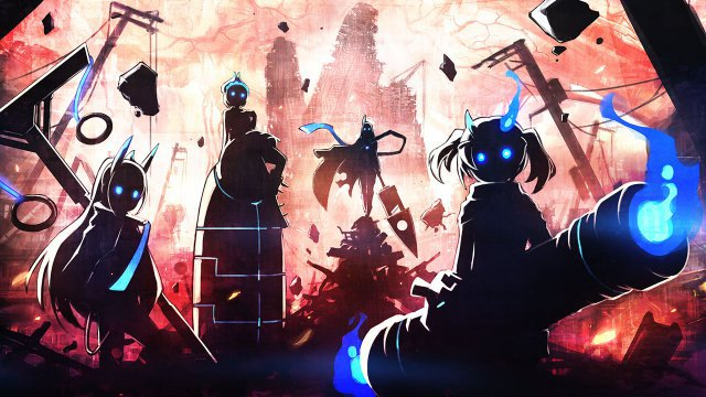 Screenshot - Mary Skelter Finale (Switch)