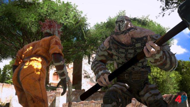 Screenshot - Serious Sam 4 (PC, Stadia)