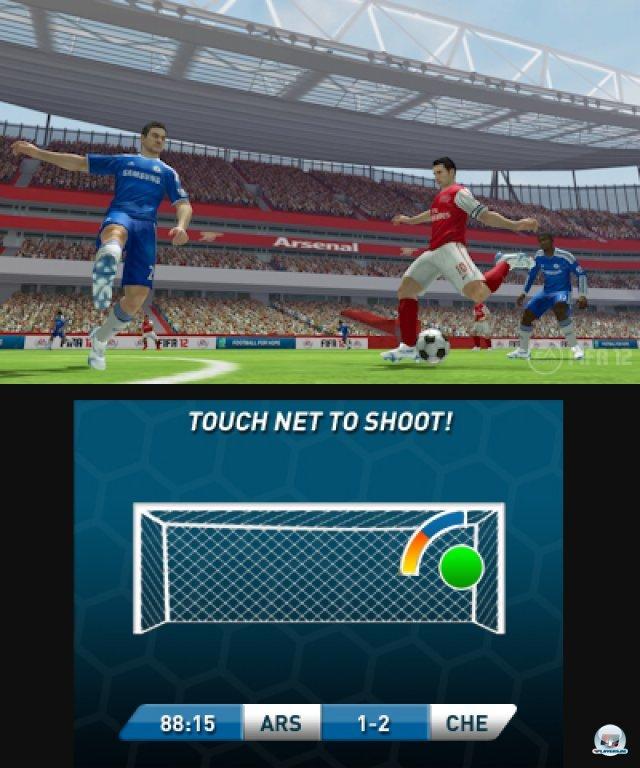 Screenshot - FIFA 12 (3DS) 2271792