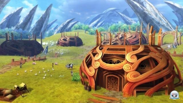 Screenshot - Tales of Xillia (PlayStation3) 2235493