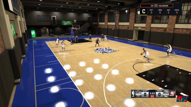 Screenshot - NBA 2K15 (PlayStation4) 92492100