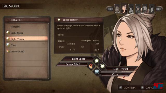 Screenshot - Legrand Legacy: Tale of the Fatebounds (Switch) 92581235