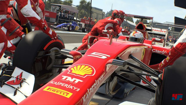 Screenshot - F1 2015 (PC)