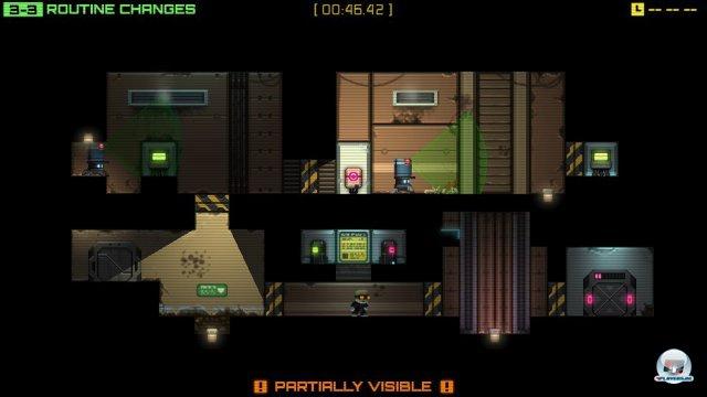 Screenshot - Stealth Inc.: A Clone in the Dark (PlayStation3)