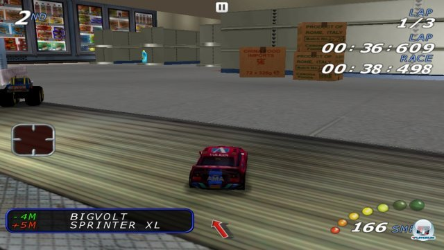 Screenshot - Re-Volt Classic (iPhone) 92411147
