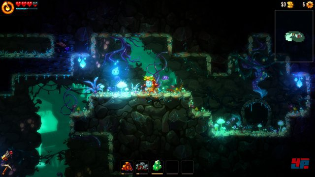 Screenshot - SteamWorld Dig 2 (PC)