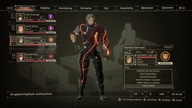 Screenshot - Scarlet Nexus (PlayStation5) 92645754