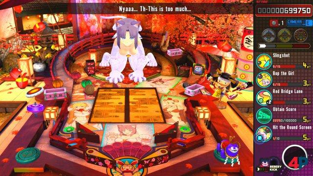 Screenshot - Senran Kagura: Peach Ball (Switch) 92592103