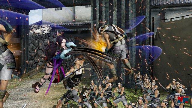 Screenshot - Samurai Warriors 4 (PlayStation4) 92492930