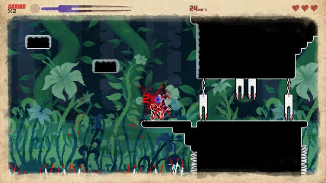 Screenshot - They Bleed Pixels (PC)
