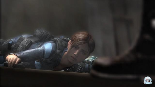 Screenshot - Resident Evil: Revelations (3DS) 2230238
