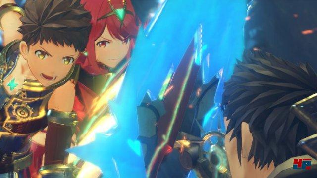 Screenshot - Xenoblade Chronicles 2 (Switch) 92547867