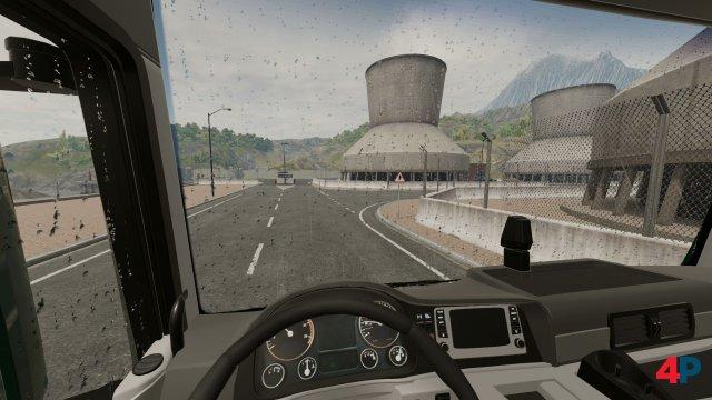 Screenshot - Truck Driver (Switch)