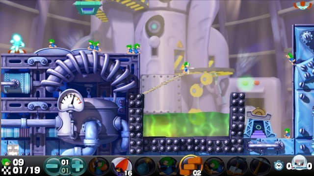 Screenshot - Move Mind Benders (PlayStation3) 2248372