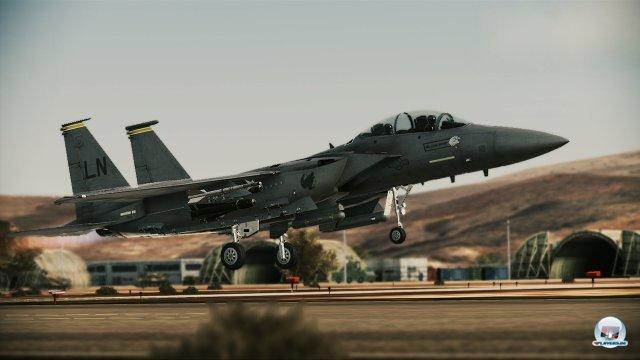 Screenshot - Ace Combat: Assault Horizon (360) 2272982