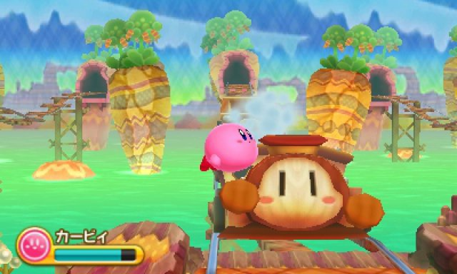 Screenshot - Kirby Triple Deluxe (3DS) 92474104