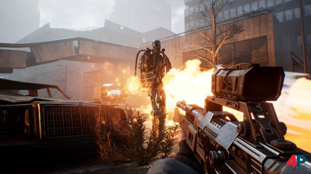 Screenshot - Terminator: Resistance (PC)