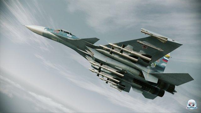 Screenshot - Ace Combat: Assault Horizon (360) 2270902