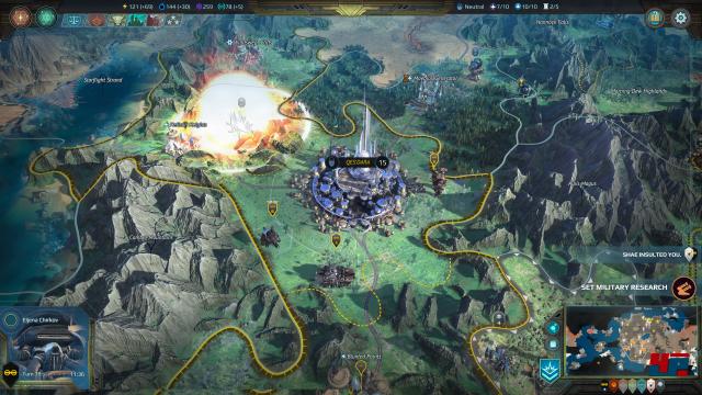 Screenshot - Age of Wonders: Planetfall (PC) 92582688