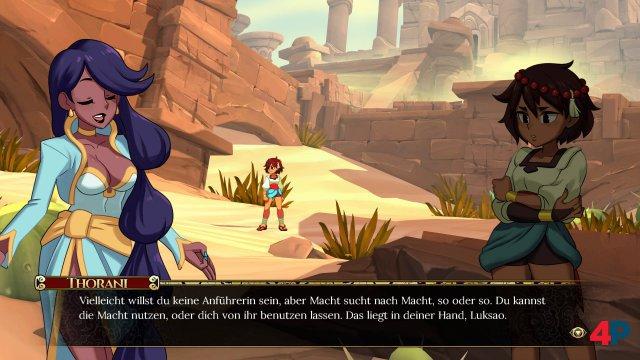 Screenshot - Indivisible (Linux) 92618021