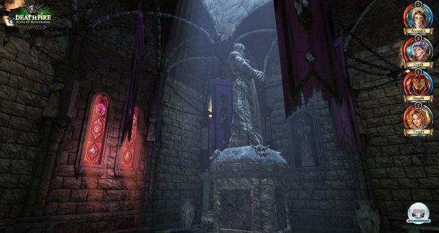 Screenshot - Deathfire: Ruins of Nethermore (PC) 92470430
