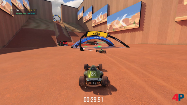 Screenshot - Trackmania (PC) 92617969