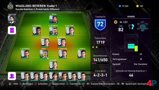 Screenshot - eFootball PES 2020 (PS4) 92596416