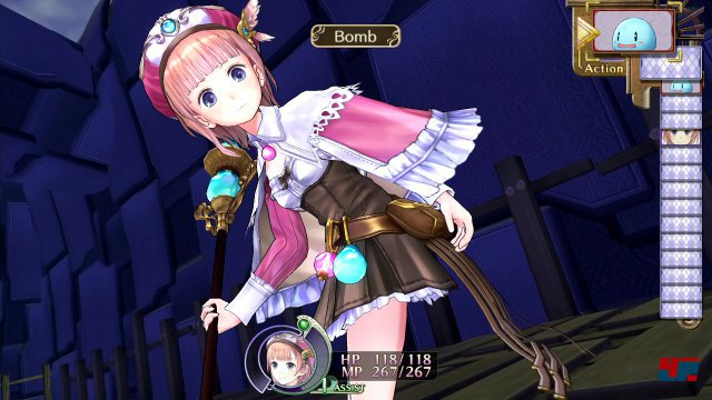 Screenshot - Atelier Rorona: The Alchemist of Arland (PlayStation3)