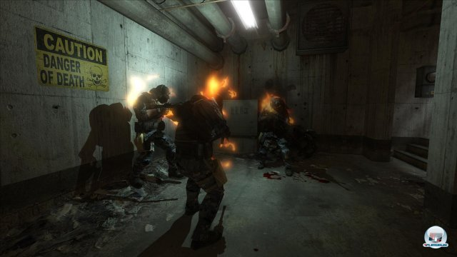 Screenshot - F.E.A.R. Online (PC)