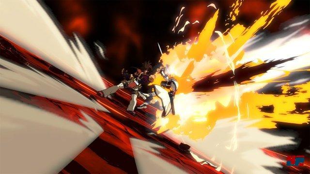 Screenshot - Guilty Gear Xrd -SIGN- (PlayStation3)