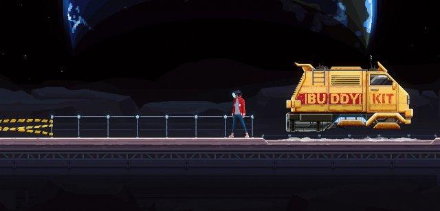 Screenshot - Moon Samurai (Mac, PC, Switch)