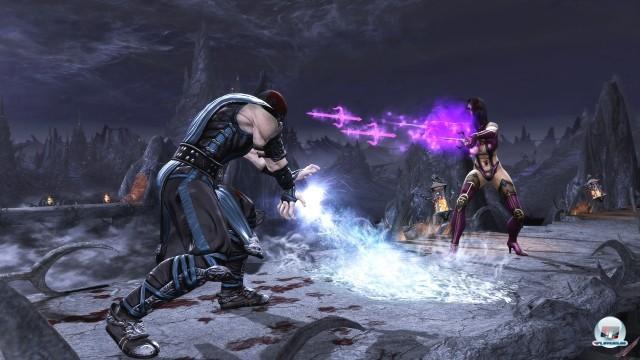 Screenshot - Mortal Kombat (360) 2217369