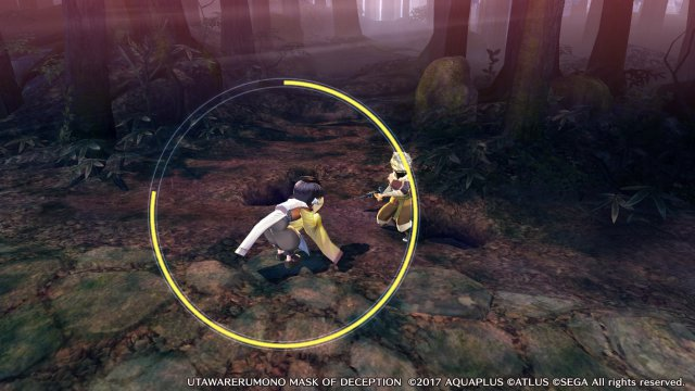 Screenshot - Utawarerumono: Mask of Deception (PS4)