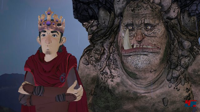 Screenshot - King's Quest: Stein oder nicht Stein (360) 92517184