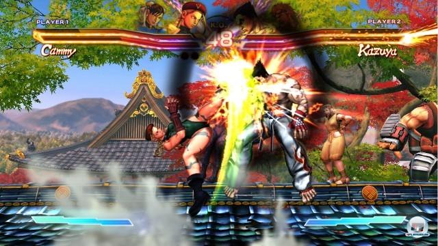 Screenshot - Street Fighter X Tekken (360) 2230343