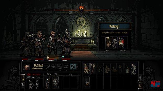 Screenshot - Darkest Dungeon (PC) 92499012