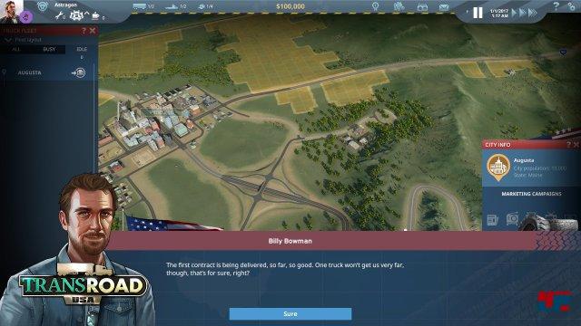 Screenshot - TransRoad: USA (Mac) 92553997
