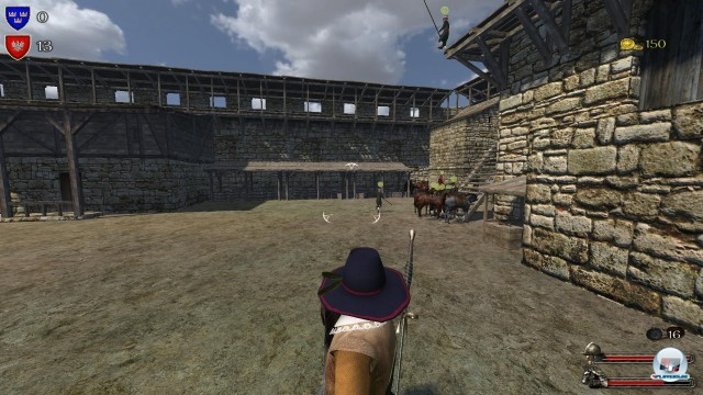 Screenshot - Mount & Blade: With Fire and Sword (PC) 2222337