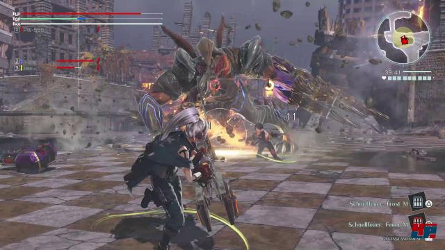 Screenshot - God Eater 3 (PS4) 92582116