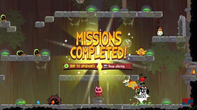 Screenshot - Poöf Vs The Cursed Kitty! (PC) 92473937