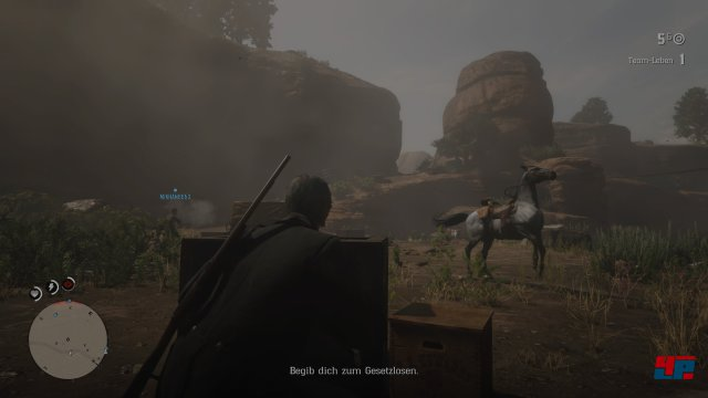 Screenshot - Red Dead Online (Beta) (PS4) 92578700