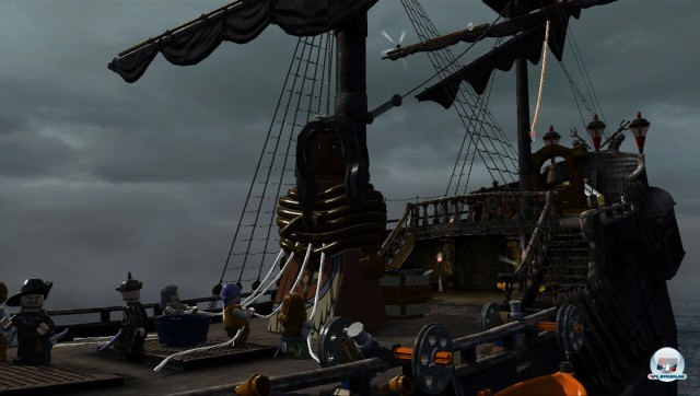 Screenshot - Lego Pirates of the Caribbean - Das Videospiel (360) 2218104
